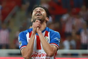 Oribe Peralta tendría nueva misión en Chivas, pero fuera de las canchas