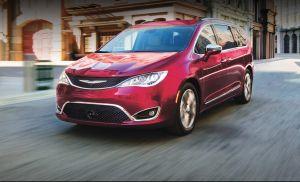 Chrysler Pacífica 2019: una minivan renovada para toda la familia