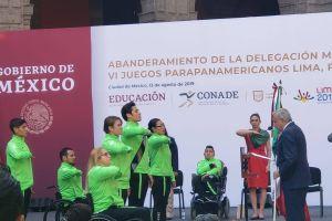 Lista la delegación mexicana que viaja a Parapanamericanos de Lima
