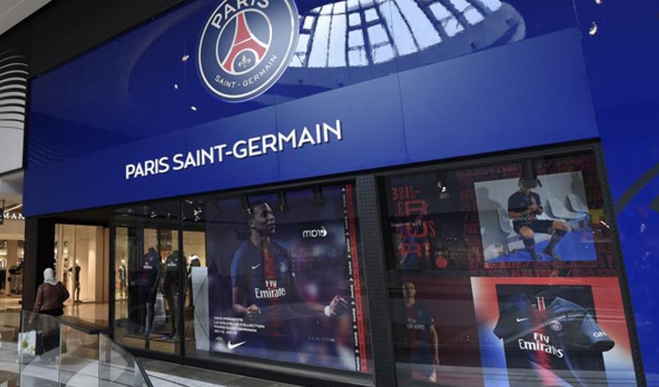 PSG retira imagen y dorsal de Neymar en su tienda oficial