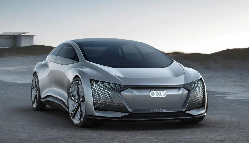 Audi Aicon: el auto del futuro que promete el mayor rendimiento de la historia