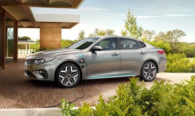 ¿Por qué el Kia Optima Hybrid 2019 es uno de los sedán con mejor rendimiento?