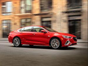 Esta es la potencia y confort del Buick Regal GS 2019