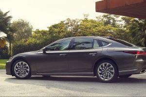 Lexus LS 2019: descubre la potencia y diseño de este nuevo híbrido