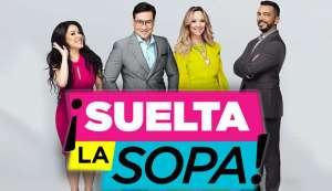 Carolina Sandoval acusa públicamente a Suelta La Sopa