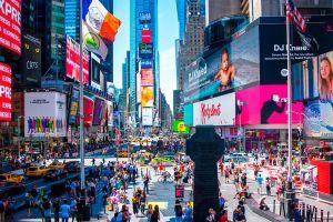 Esto es lo que cuesta anunciarse en Times Square