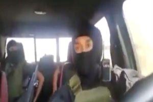 VIDEO: CJNG imparable, sicarios se exhiben cerca de la frontera de EEUU