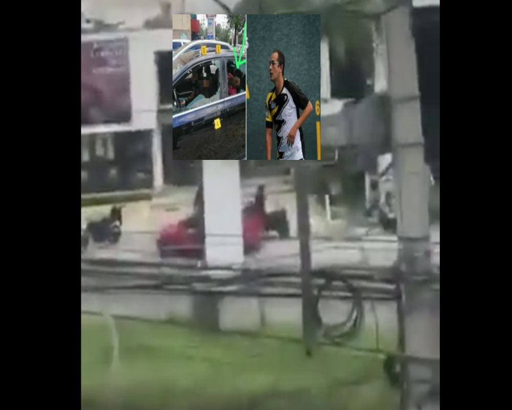 VIDEO: Sicarios del CJNG así mataron con decenas de balazos a excampeón mundial mexicano