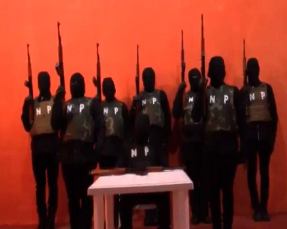 VIDEO- Surge nuevo cártel del narco desafía a El Mencho y promete desaparecer al CJNG