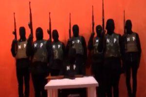 VIDEO: Surge nuevo cártel del narco, desafía a El Mencho y promete acabar al CJNG