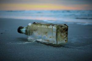 Una botella con un mensaje recorre miles de millas, de Canadá a Escocia