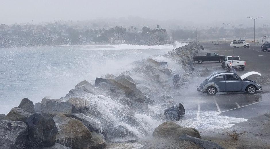 NASA ayuda a California a adelantarse a las inundaciones costeras