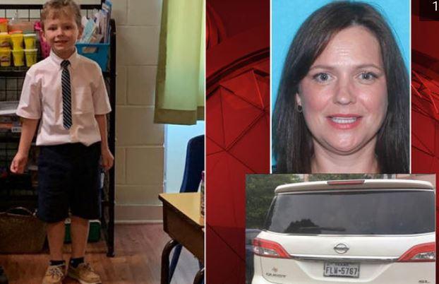 TEXAS- Alerta Amber para una niño de 6 años en área de Waxahachie