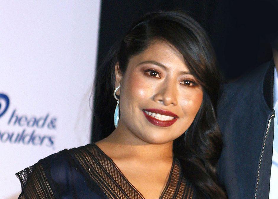 La Academia del Cine invita a Yalitza Aparicio a ser miembro