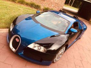 Tratan de vender demasiado barato un Bugatti Veyron en Craigslist en Orlando, pero el superauto no es lo que parece