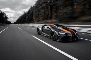 El auto más rápido del mundo llegará a los Estados Unidos, y su velocidad será puesta a prueba en Nevada