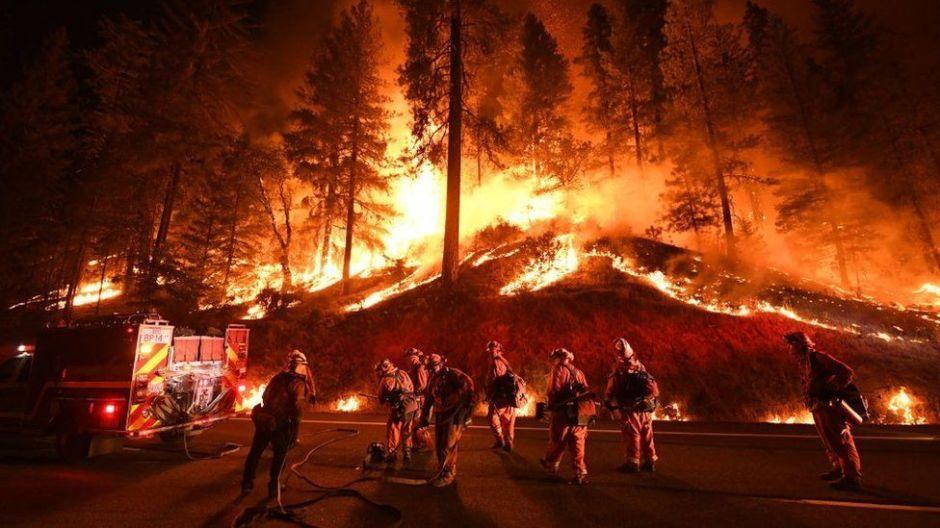 Incendio de Saddleridge cobra su primera víctima