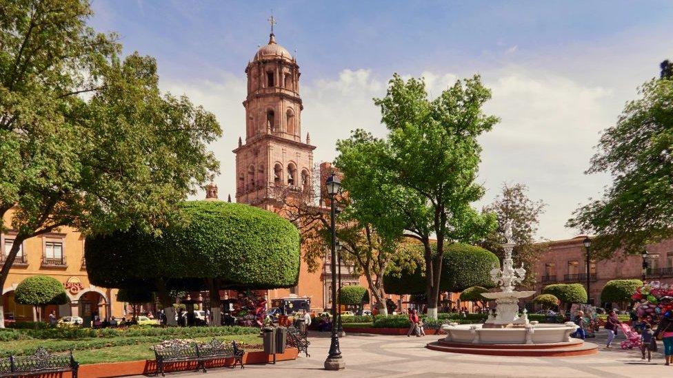 ¿Qué hace tan especial la ciudad mexicana de Querétaro?