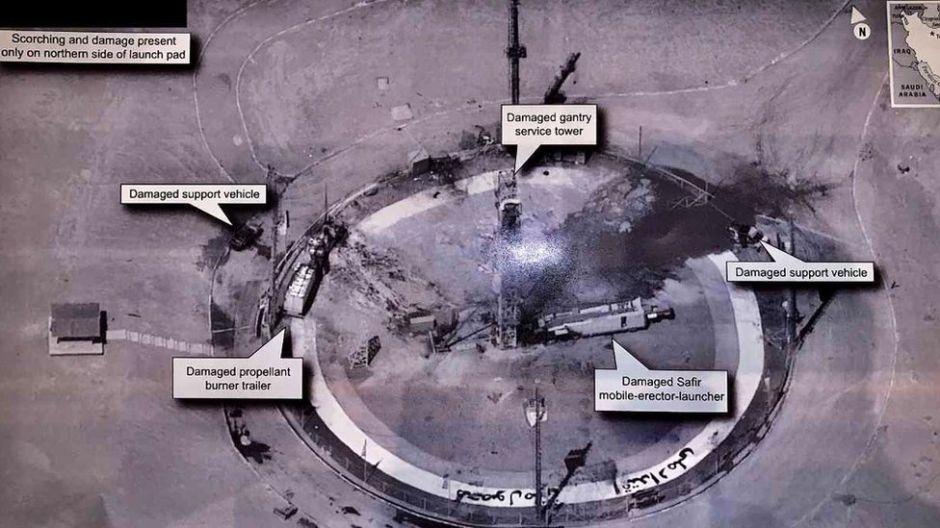 Estados Unidos vs Irán: lo que revela la foto publicada por Trump sobre las capacidades de espionaje de su país