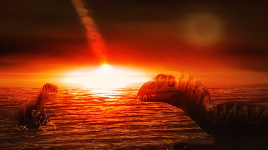 El meteorito que acabó con los dinosaurios: así fue el último día de los gigantes que dominaron la Tierra