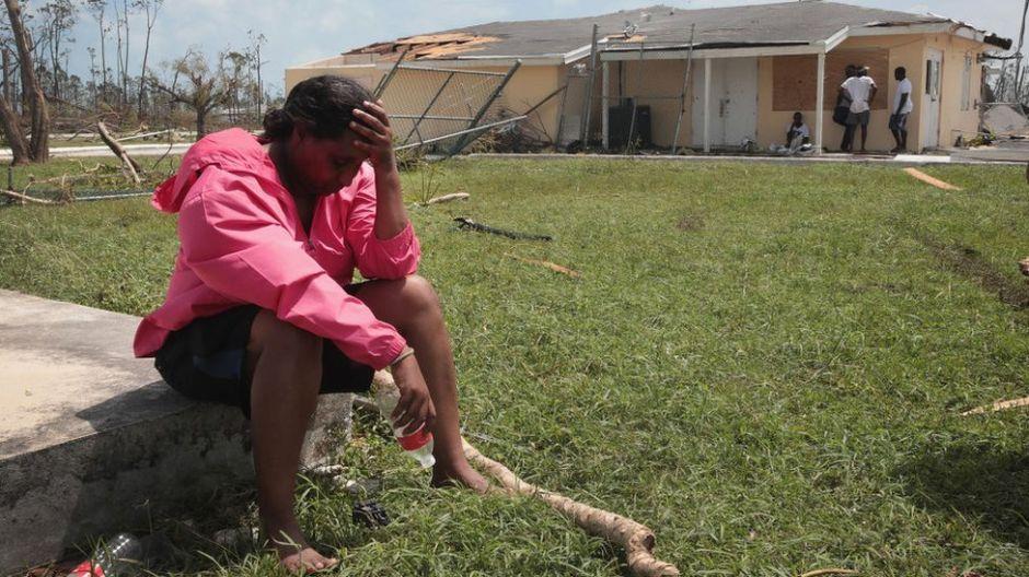 """Hay 2,500 desaparecidos tras """"Dorian"""" en las Bahamas"""