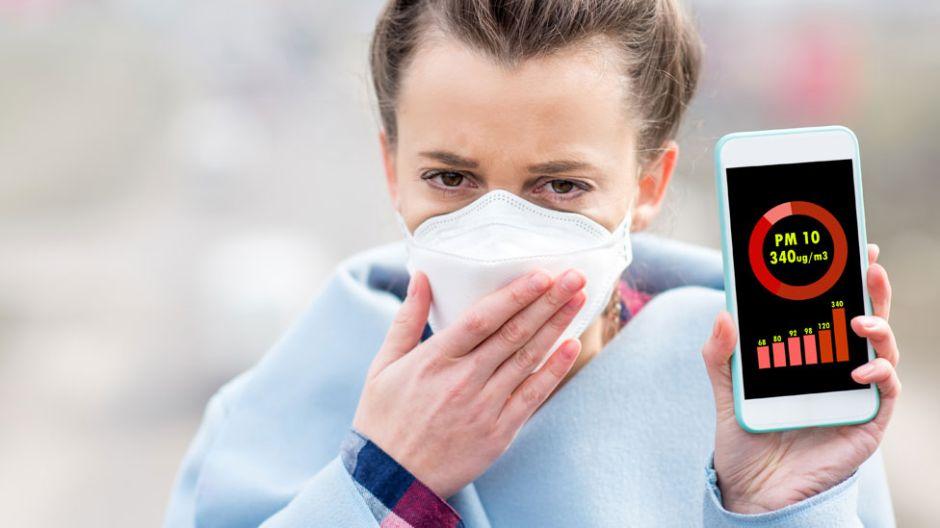 Cómo puedes monitorear la calidad del aire en tu ciudad