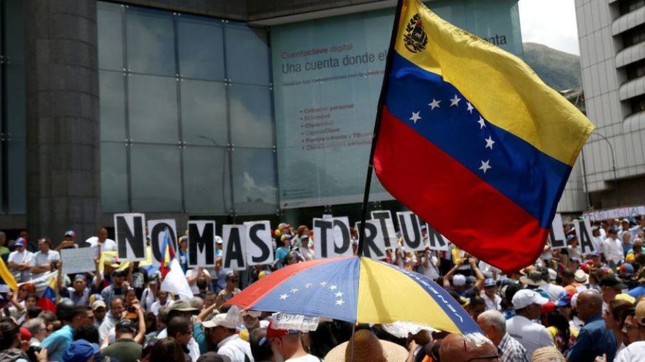 Crisis en Venezuela: la ONU crea una misión para investigar presuntas violaciones a los derechos humanos en ese país