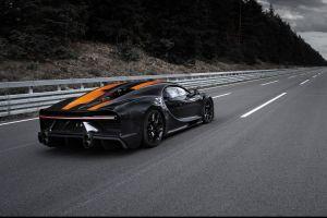 El Bugatti Chiron rompe nuevo récord de velocidad y se convierte en el auto más rápido del mundo