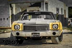 El Montecarlo de Fast & Furious Tokio Drift tiene un V8 de 9.4 litros y más de 800 hp