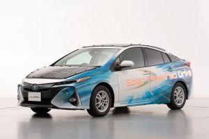 Esta marca japonesa no quiere que sus autos se detengan, ni siquiera para cargar energía