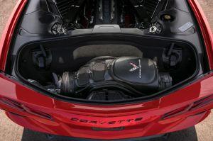 Corvette gana el premio al auto norteamericano del año