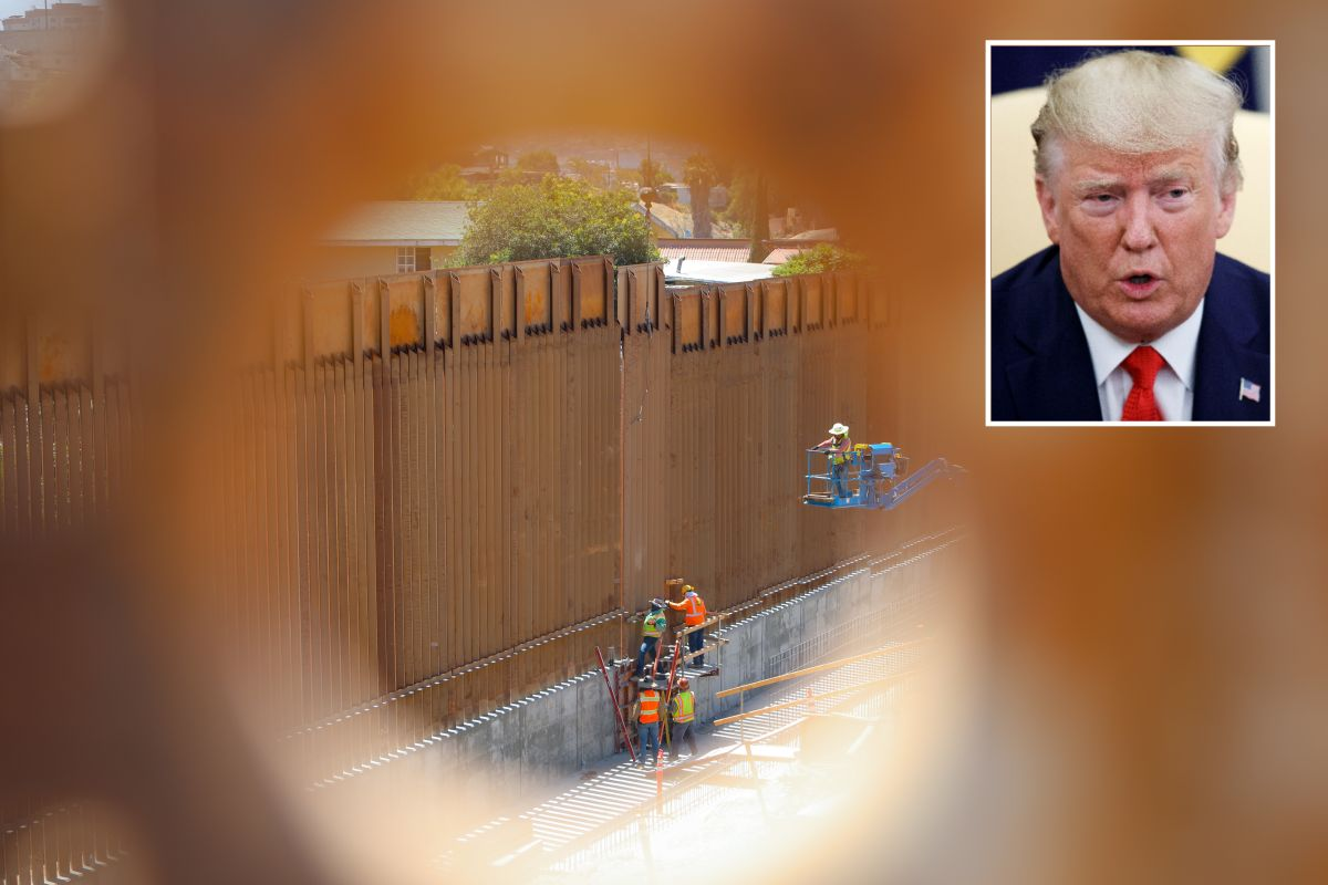 Muro fronterizo trae problemas a Trump. Indagan sus presiones para tomar tierras privadas