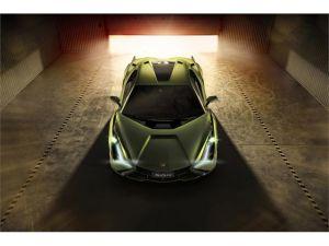 Presentan el Lamborghini más poderoso de todos: el Lamborghini Sian