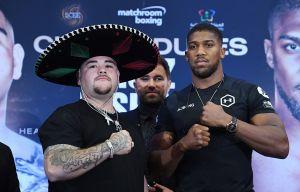 Andy Ruiz está en el Top 5 de mejores peleadores de la actualidad y Anthony Joshua no, según Mike Tyson