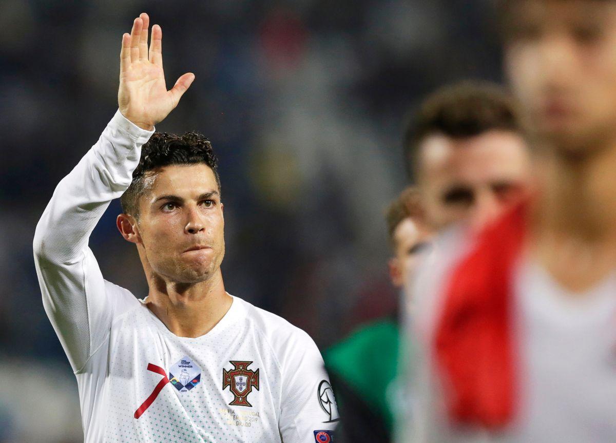 Nemanja Matić cumple sueño de su hijo y lo lleva a conocer a Cristiano Ronaldo