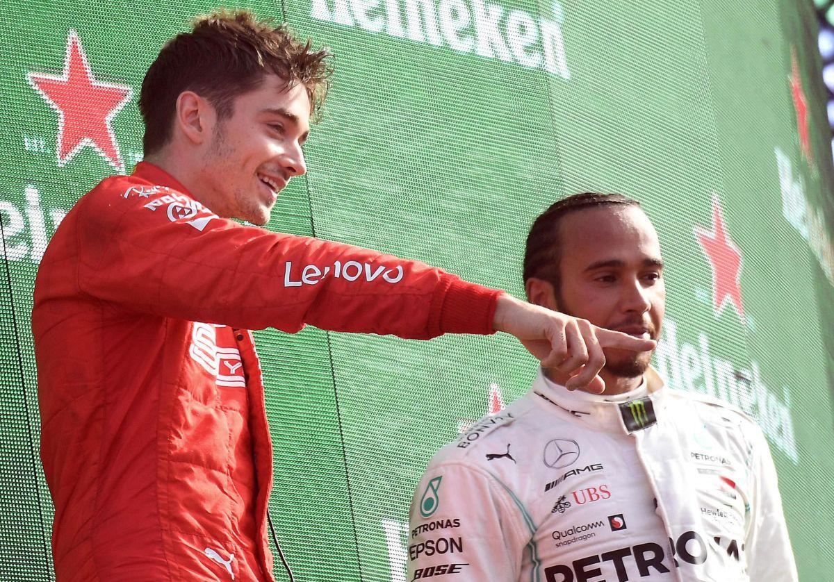 Leclerc logra en Monza su segunda victoria consecutiva
