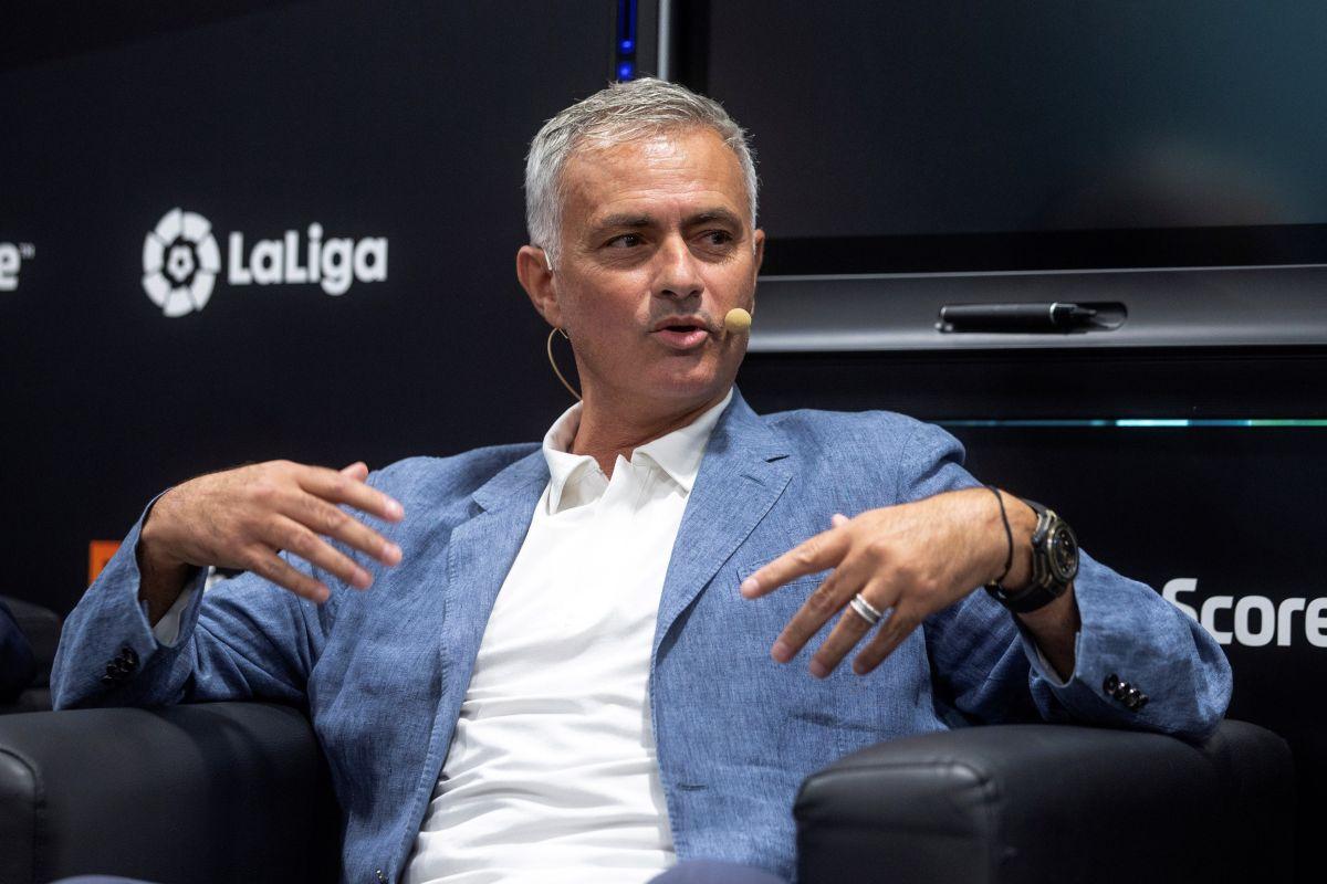 'Mou' trae ganas de regresar al Real Madrid