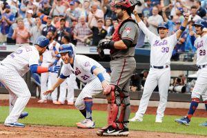 ¿Coincidencia, homenaje? Los Mets marcaron 9 carreras y 11 hits justo el 9/11