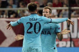 Olympiacos le saca el empate al Tottenham