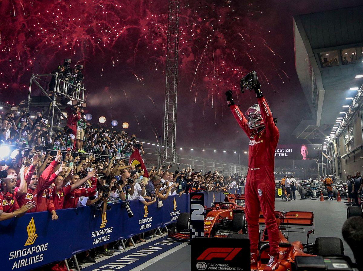 Vettel vuelve a ganar un año después