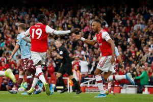 Arsenal a acercarse a los líderes de la Premier este lunes