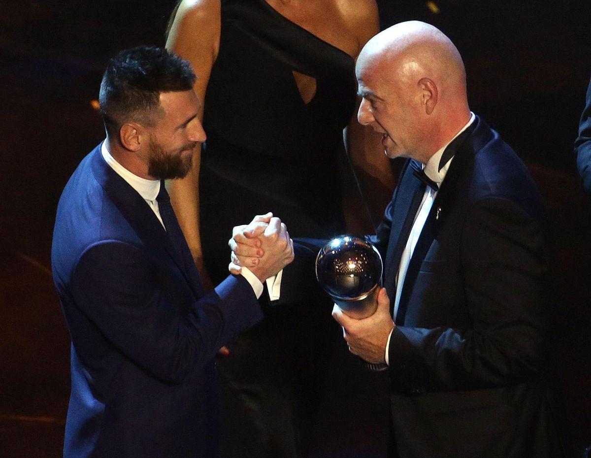 """Messi votó por CR7 para premio """"The Best"""" y Cristiano ¡Ni lo fumó!"""