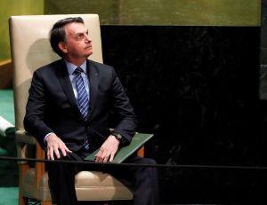 'La muerte es el destino de todos', dice Bolsonaro en día récord de decesos en Brasil