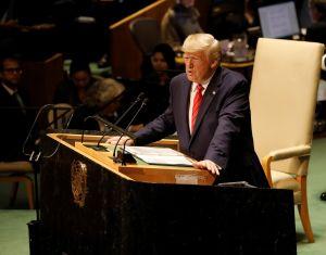 Secretario de Comercio de Estados Unidos se duerme mientras Trump habla en la ONU