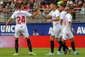 Tras dos derrotas seguidas el Sevilla busca levantar ante la Real