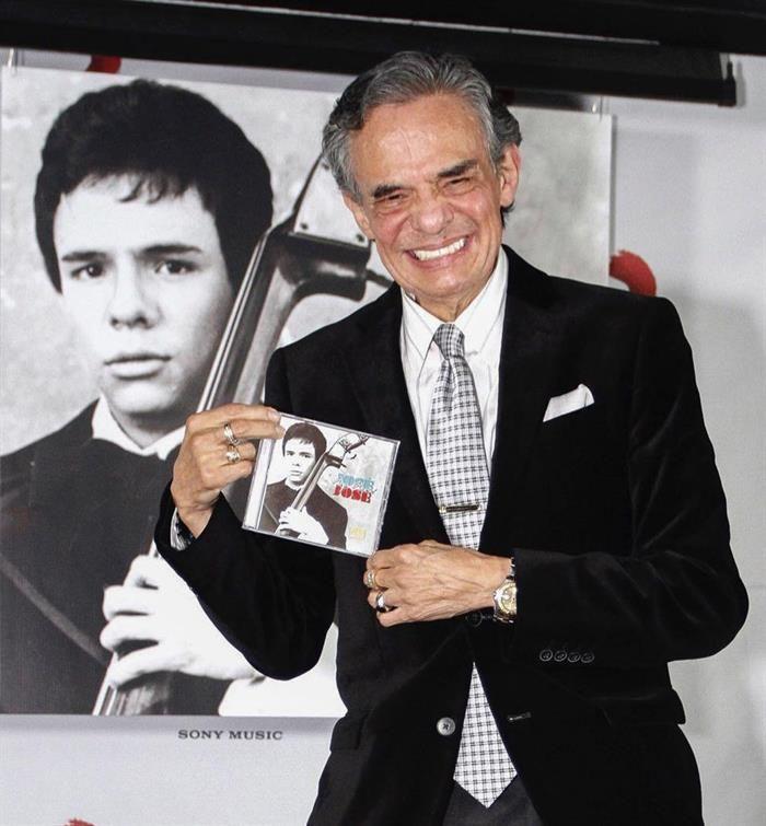 José José en una foto del 19 noviembre de 2014.
