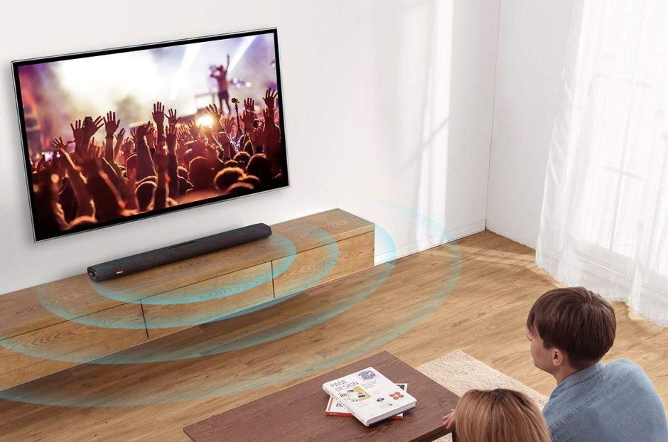 Barra de sonido Nebula: Conoce todas sus características para disfrutar del mejor sonido cuando ves TV en tu hogar