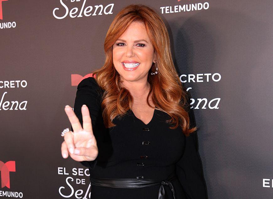 María Celeste Arrarás comparte una selfie muy coqueta