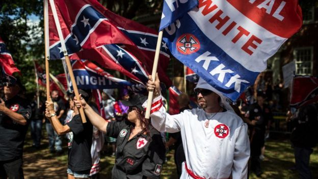 Denuncian falta de estrategia contra terrorismo de supremacistas blancos