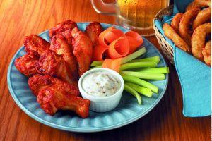 Irresistibles recetas de alitas de pollo para el Super Bowl